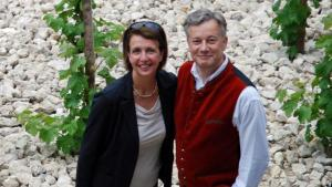 Fanny et Marc Lelandais ont ouvert leur château au public en 2014.