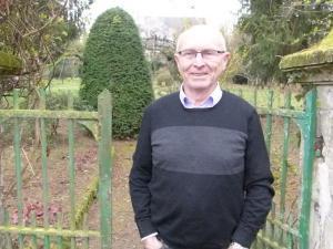 Claude Michel, vice-président de la communauté de communes du Val d'Amboise.