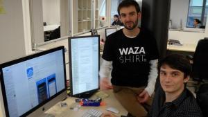 Les startups (ici Interview App à Tours) travaillent généralement dans des espaces de co-working qui facilitent les échanges d'idées.