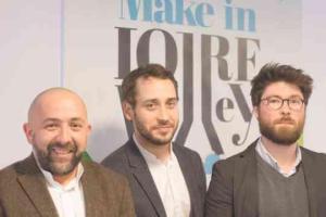 François Roy (à gauche) avec Arnaud Burgot et Martin Héron : « Nous organiserons une campagne au niveau régional en 2017. »