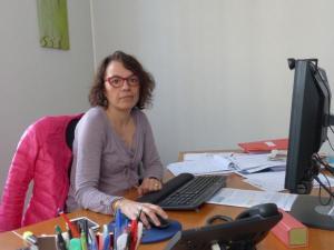 Laure Huguenin est la directrice de l'OE2T.