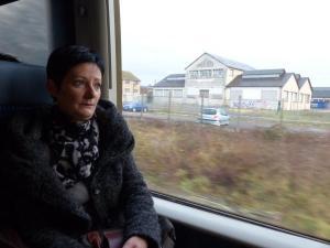 Le TER, un moyen de transport quotidien pour arriver à Tours et prendre sa correspondance pour Paris.