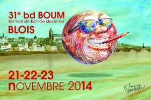 Affiche   Blois Davodeau 2014