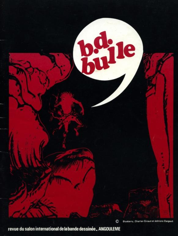 Case d part raconte angoul me 1976 l apparition de bd for Salon de la bd angouleme