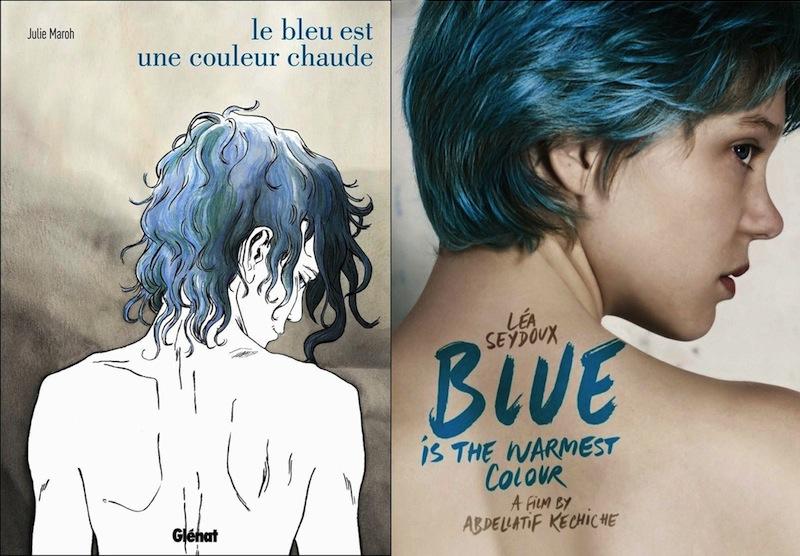 La vie d'Adèle, le bleu reste t'il une couleur chaude? dans Cinema BleuVieAdele