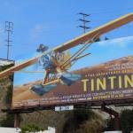 Tintin billboard-1