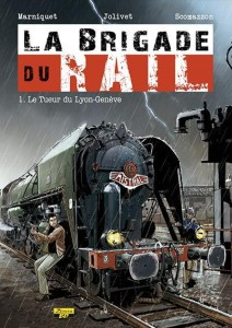 brigade du rail