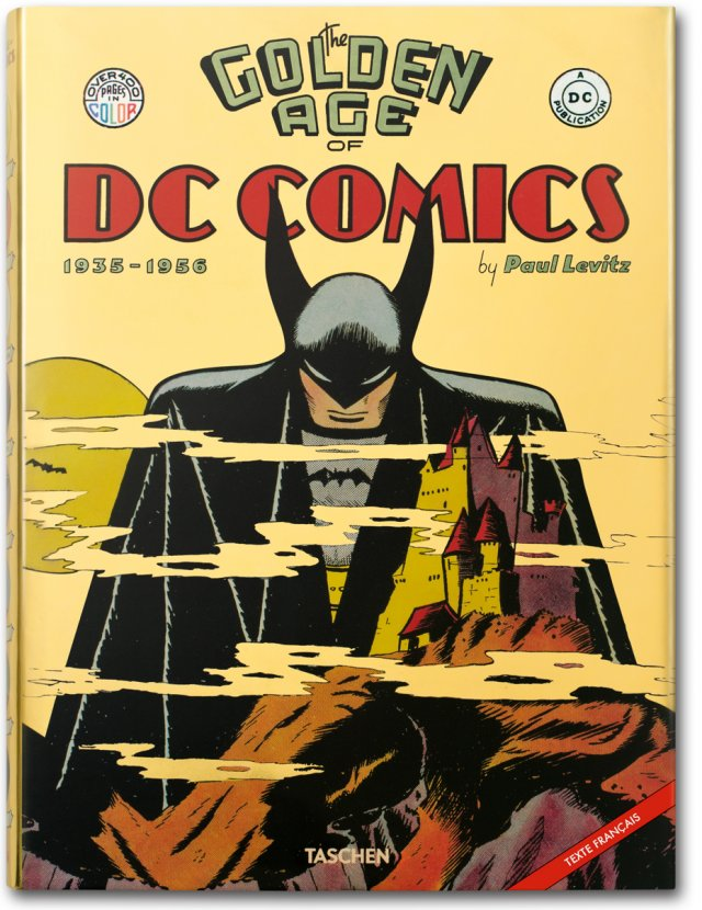 dc comics couverture