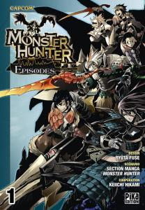 monster hunter (2)