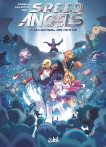 speed angels