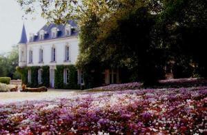 La Génauraie, à Thuré, près de Châtellerault