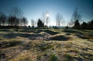 Verdun, secteur de Thiaumont (photo Michael St Maur Sheil)