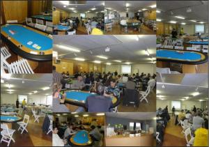 Locaux du Poitiers Poker Club