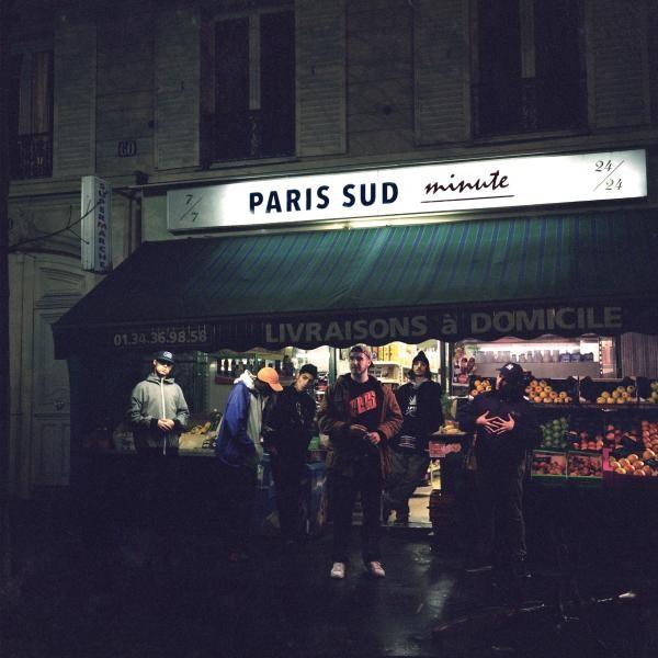 Paris Sud minute, premier album du groupe.