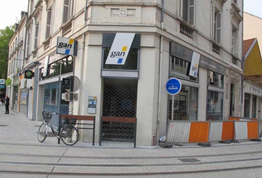 A l'angle de la rue Charles-Gilles et de l'avenue de Grammont, le Sitcat va débourser 453.000 € pour acquérir... 17 m2.