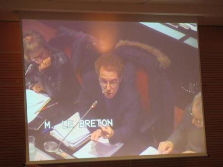 M. Tison - Le Breton lundi à Tour(s)plus