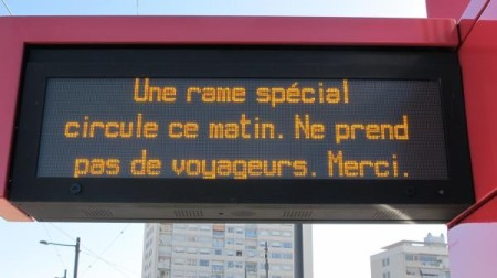 """une rame """"very special""""!"""