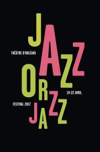jazzorjazz l'affiche 2017