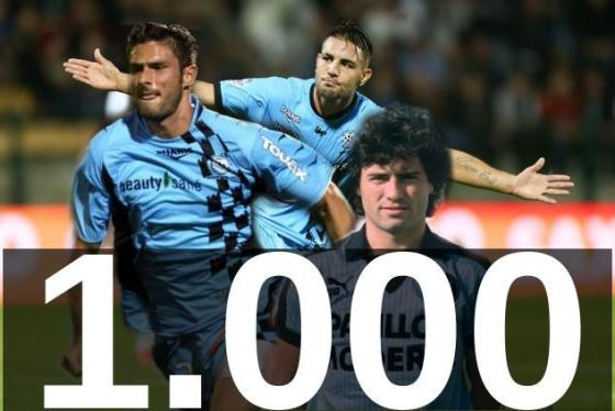 1000 buts