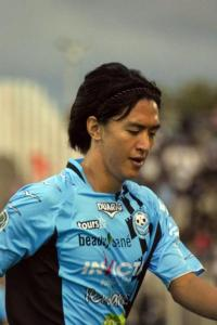 Le joueur coréen du TFC Jin Hyung Song