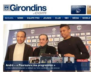 Lire l'annonce du transfert sur www.girondins.com