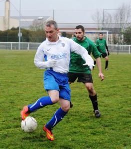 Trottinette, c'est quatre buts lors des deux derniers matchs (photos LPC : Sabrina Fournier).