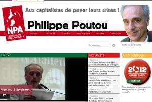 Site officiel de Philippe Poutou.