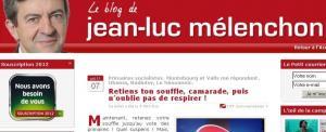 Site officiel de Jean-Luc Mélenchon.