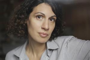 La comédienne Hyam Zaytoun