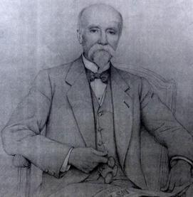 Adrien Treuille, dernier entrepreneur de la Manu. (Collection G. Armand)