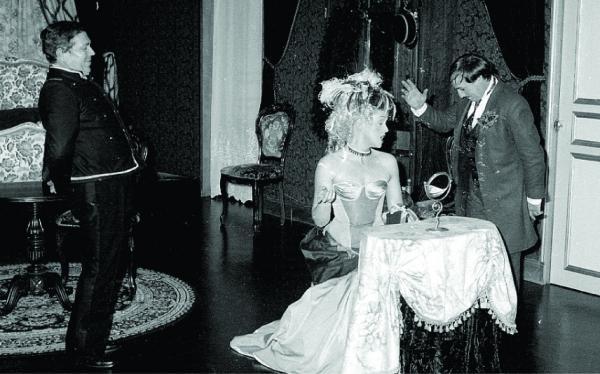 Le Dindon de Feydeau par le Theatre populaire de Chatellerault en 1997